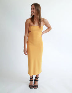 Bec & Bridge Elle Cut Out Midi Dress