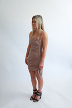 Load image into Gallery viewer, Maurie & Eve Pia Dress- Brown