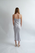 Load image into Gallery viewer, Bec & Bridge Midnight Dance Dress- Silver
