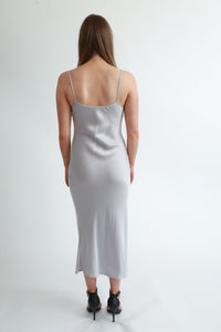 Bec & Bridge Midnight Dance Dress- Silver