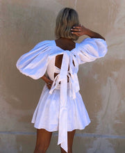 Load image into Gallery viewer, Joslin Madison Linen Playsuit