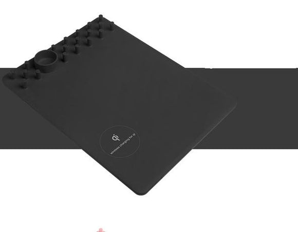 Wireless charging multi-function mouse pad | Buy two FREE SHIPPING