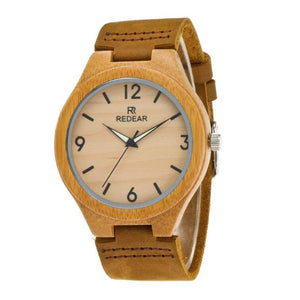 Fashion bamboo watch OVER 50% OFF WITH FREE SHIPPING