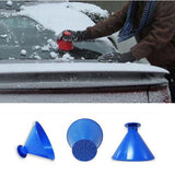 VODOOL Winter Car Windows Ice & Snow Scraper (50% OFF)