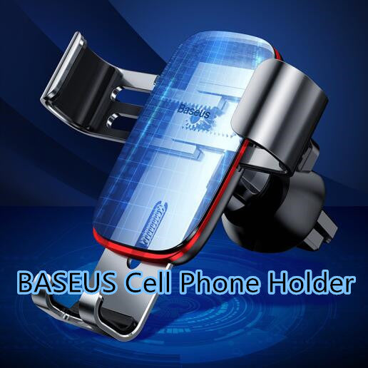 Baseus Cell Phone Holder in Car OVER 50% OFF TODAY ONLY