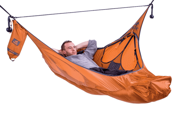 #1 Best Seller MHW H-350 Camping Hammock With Bug Net And Suspension System