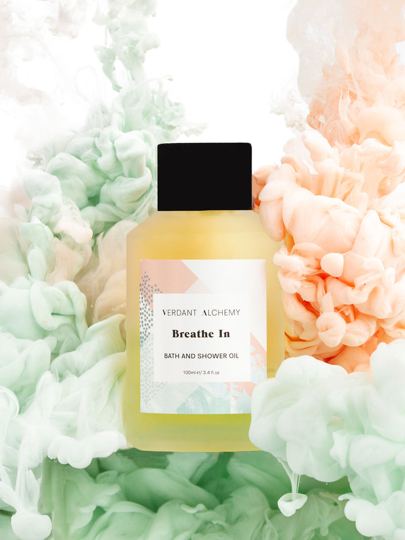 Breathe In ® Bath and Shower Oil