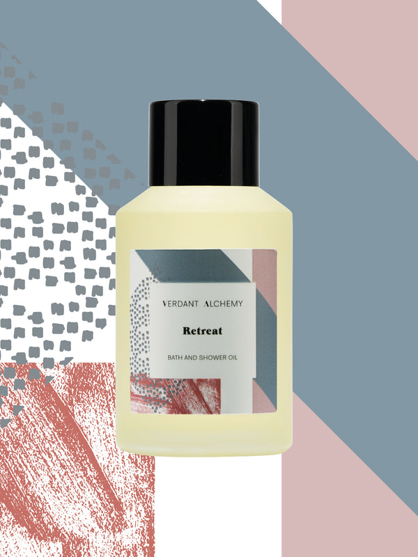 Retreat Bath & Shower Oil