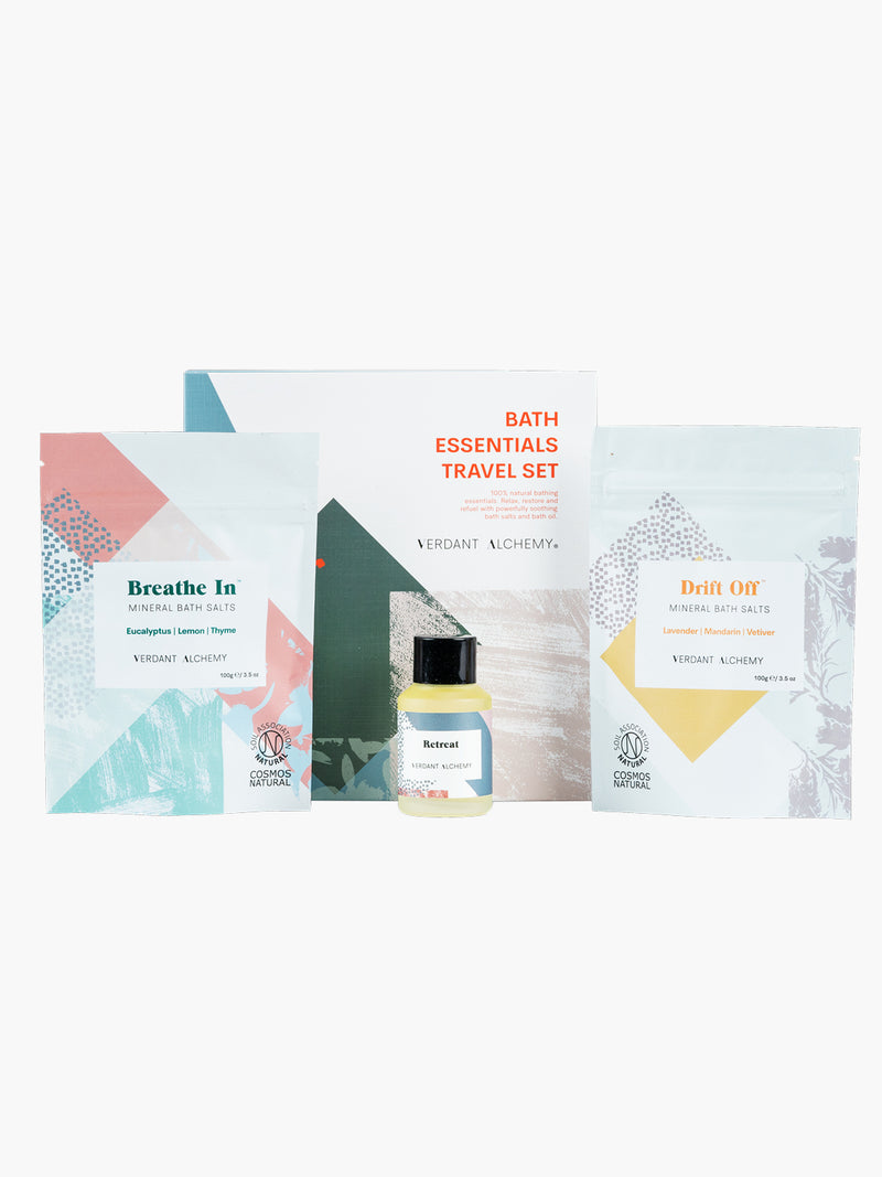 Bath Essentials Travel Set