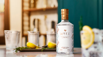 Hats off to HYKE Gin