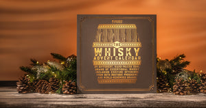 Advent Calendars filled with 24 drams of whisky, gin, rum and more