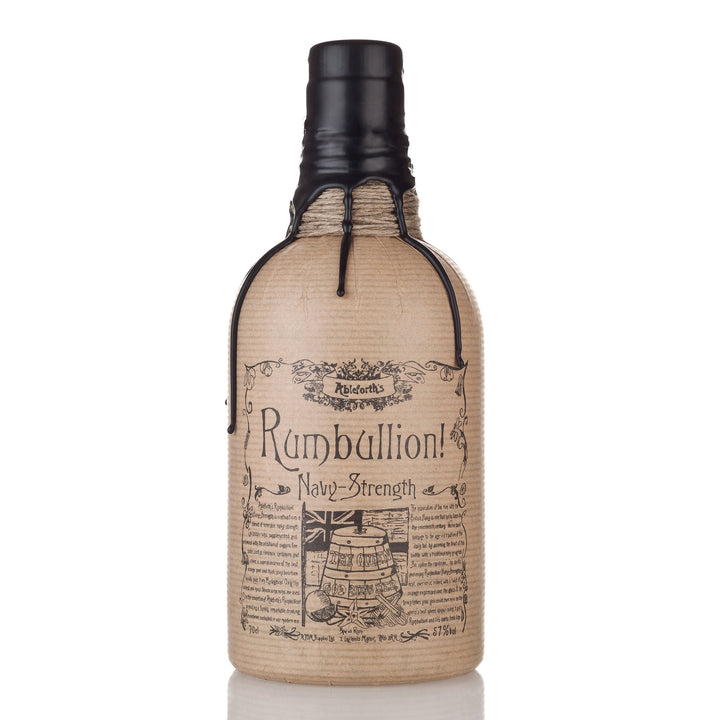 Rumbullion! Navy-Strength