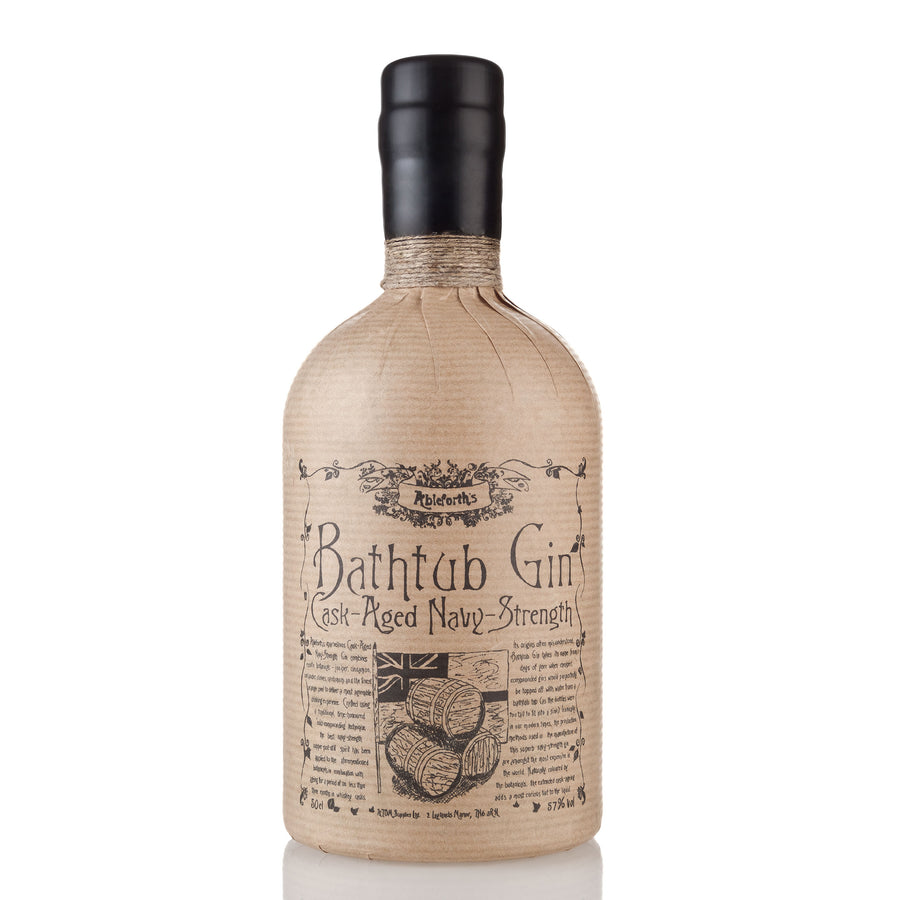 Ableforth's Bathtub Gin Cask-Aged Navy-Strength