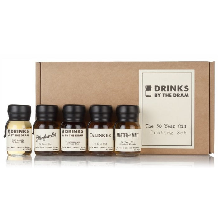 The 30 Year Old Whisky Tasting Set