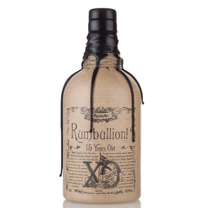 Rumbullion! XO 15 Years