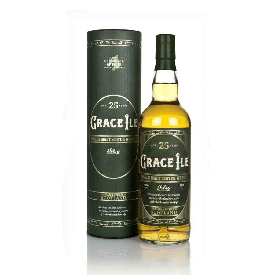 Character of Islay Grace Ile 25 Year Old