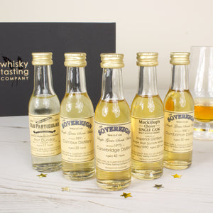Scotland's Closed Distilleries Tasting Set