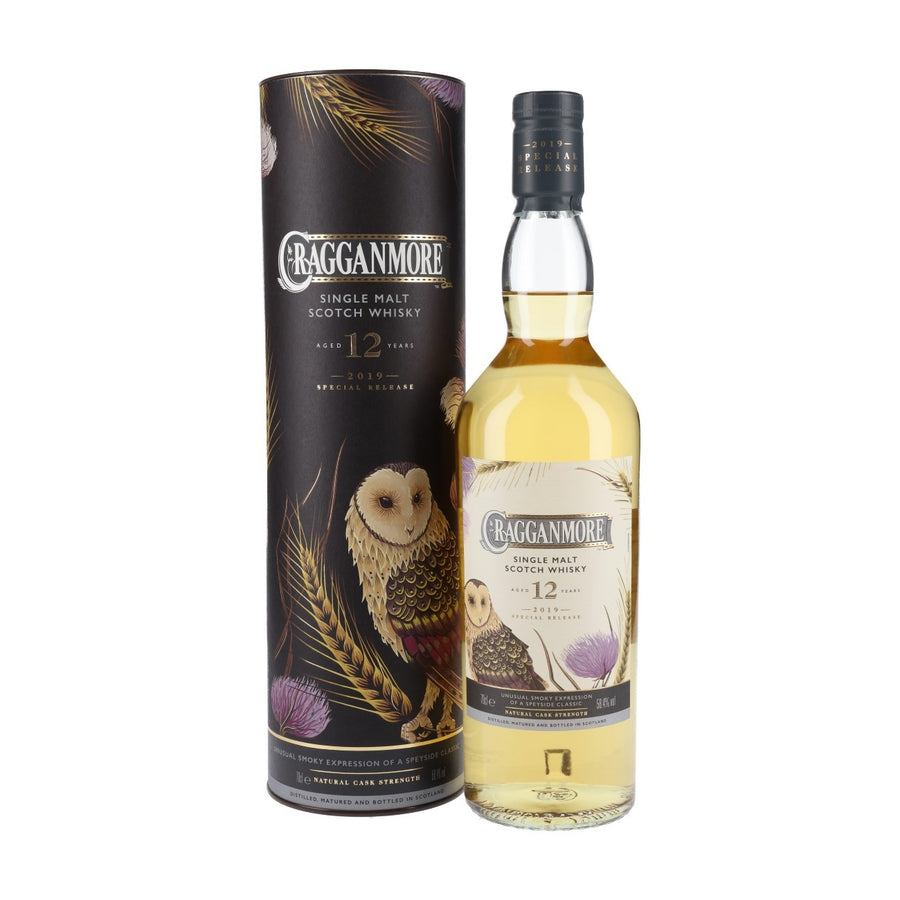 Cragganmore 12 year Year Old Special Release 2019
