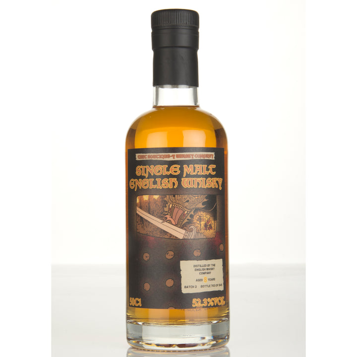 English Whisky Co. 8 Year Old (That Boutique-y Whisky Company)