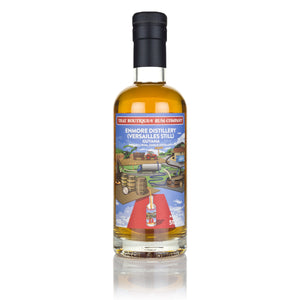 Enmore (Versailles Still), Guyana - Pot Still Rum, Single Distillery - Batch 1 - 27 Year Old