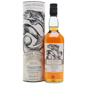 Game of Thrones House Tully – Singleton of Glendullan Select