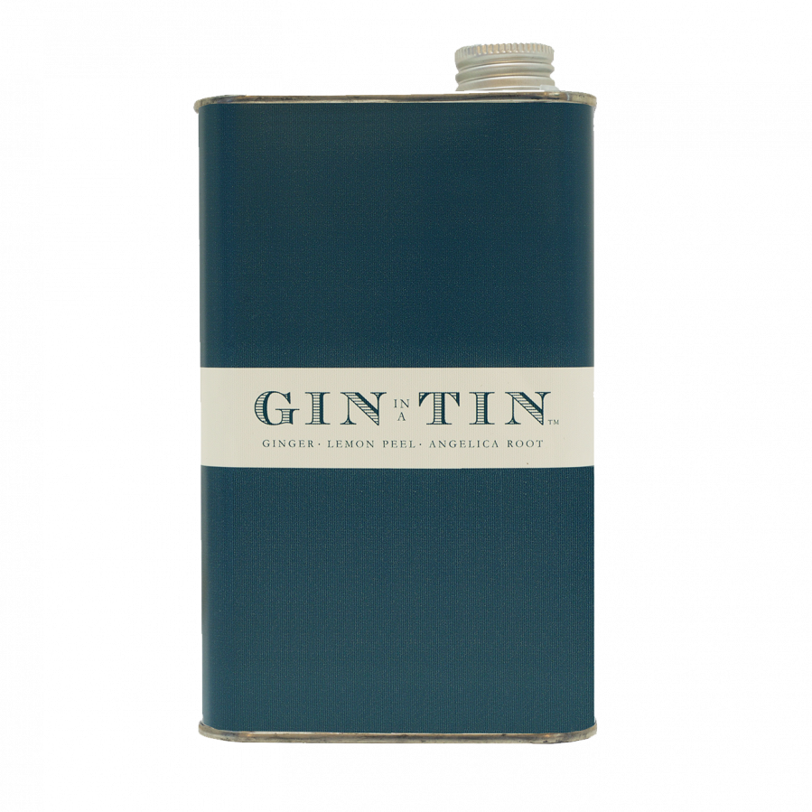 Ginger, Angelica Root & Lemon Peel – No.13 50Cl Tin