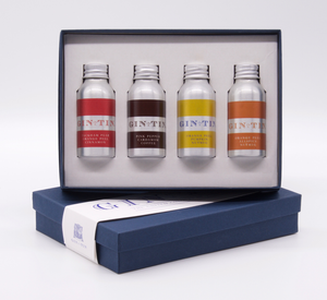 Gin in a Tin Gift Set - Autumn