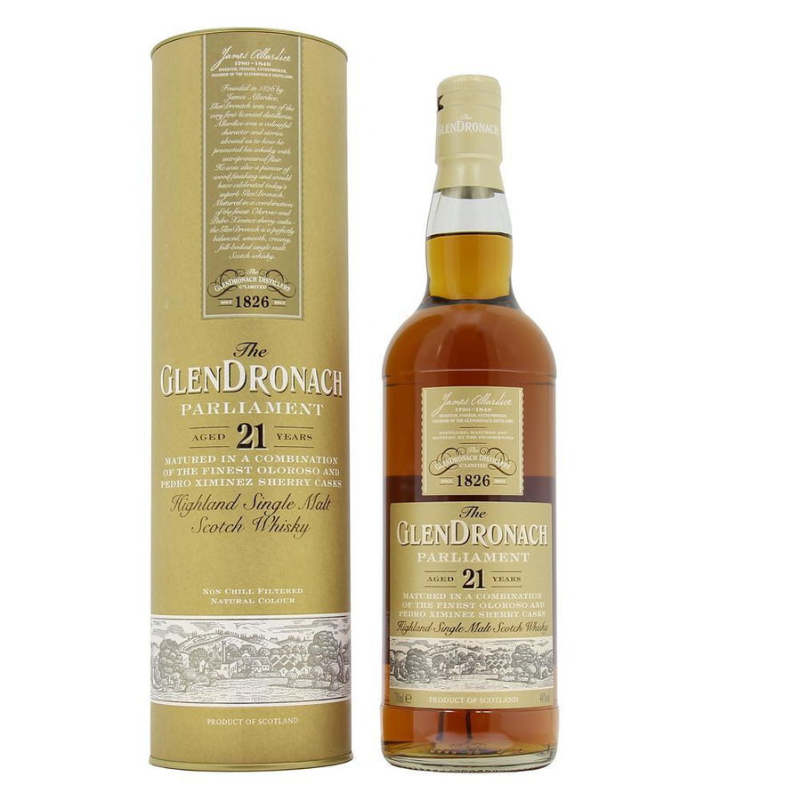 The GlenDronach 21 Year Old - Parliament