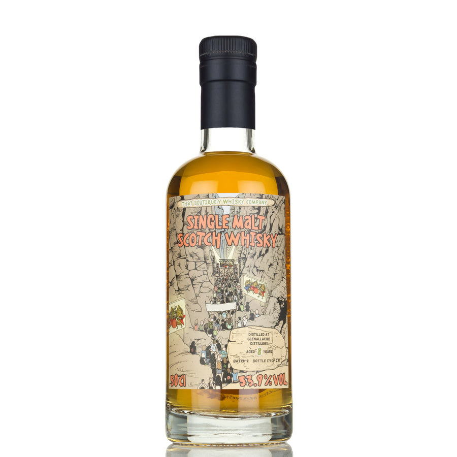 Glenallachie 8 Year Old (That Boutique-y Whisky Company)