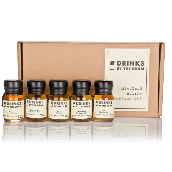 Highland Whisky Tasting Set