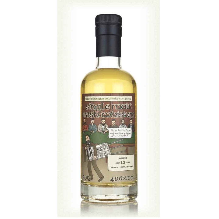 Irish Single Malt #2 12 Year Old (That Boutique-y Whisky Company)
