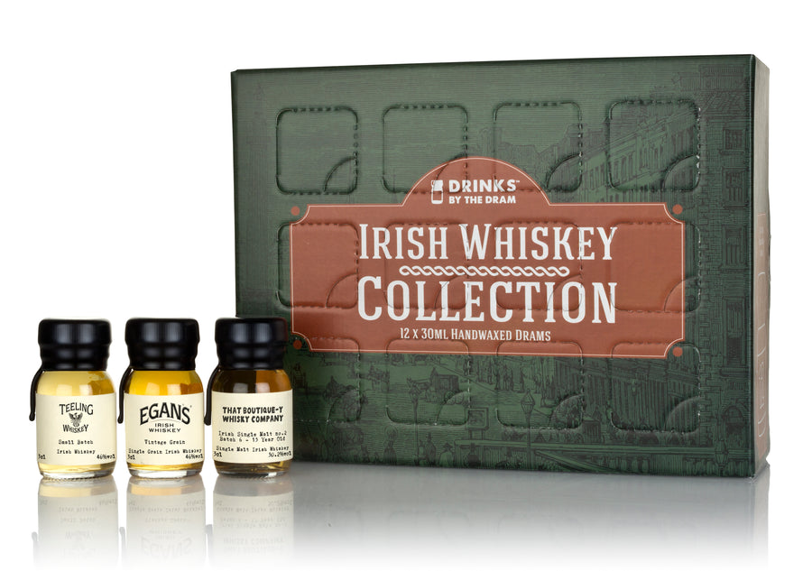 Collection Series' Irish Whiskey