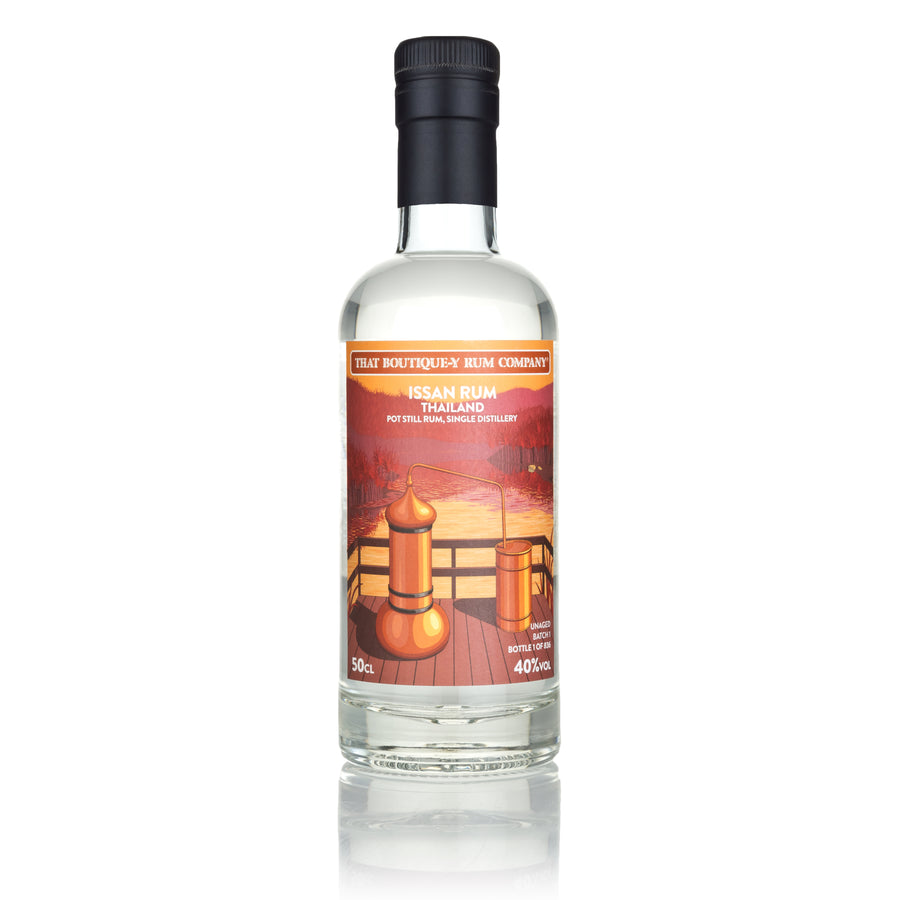 Issan Rum, Thailand - Pot Still Rum, Single Distillery - Batch 1 - Unaged