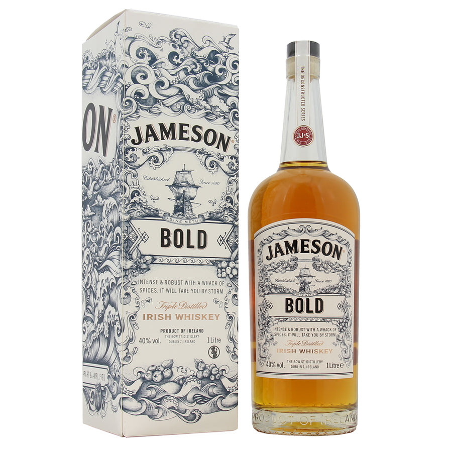 Jameson The Deconstructed Series - Bold