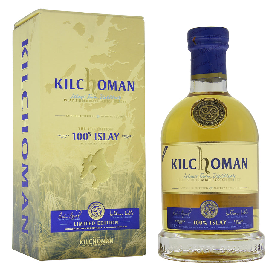 Kilchoman 100% Islay - 7th Edition