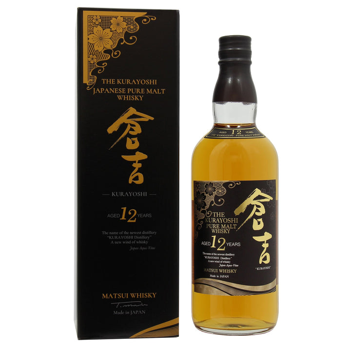 The Kurayoshi 12 Year
