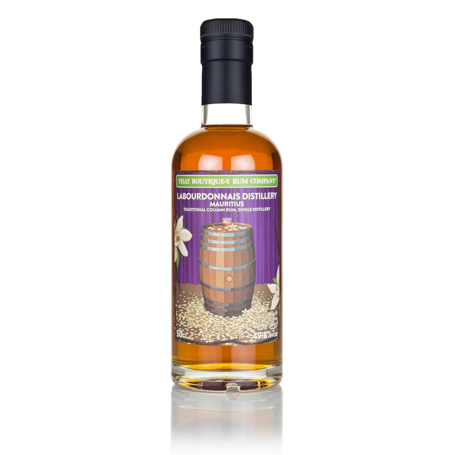 Labourdonnais, Mauritius - Traditional Column Rum, Single Distillery - Batch 1 - 5 Year Old