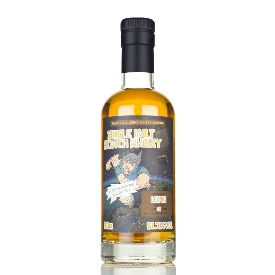 Ledaig 18 Year Old (That Boutique-y Whisky Company)