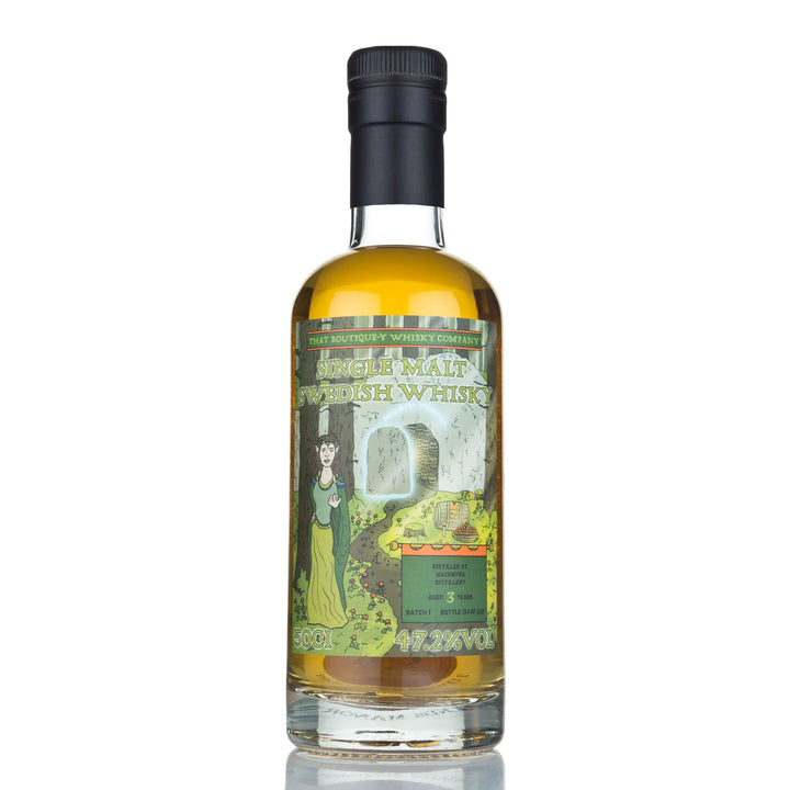 Mackmyra 3 Year Old (That Boutique-y Whisky Company)