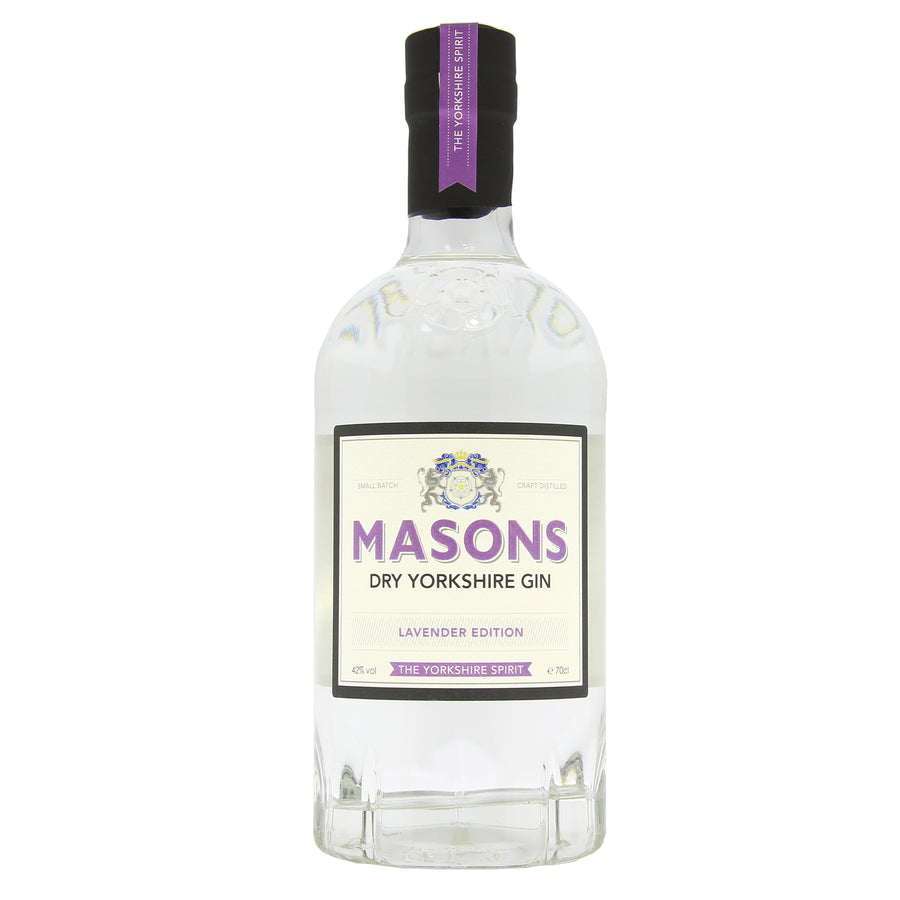 Masons Yorkshire Gin Lavender Edition