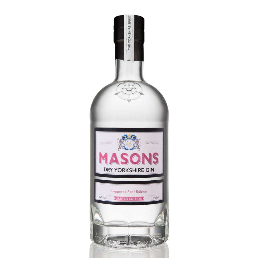 Masons Yorkshire Gin Peppered Pear