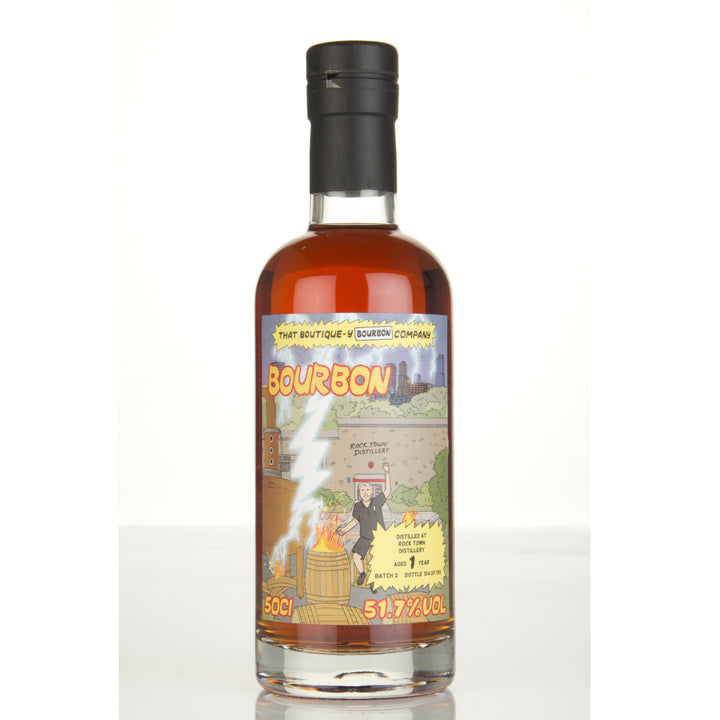 Rock Town 1 Year Old (That Boutique-y Whisky Company)