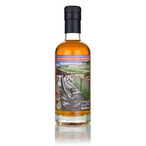 Secret Distillery #2, Panama - Multi-column Rum, Single Distillery - Batch 1 - 10 Year Old