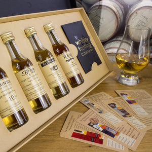 Single Malt Regional Selections Tasting Set