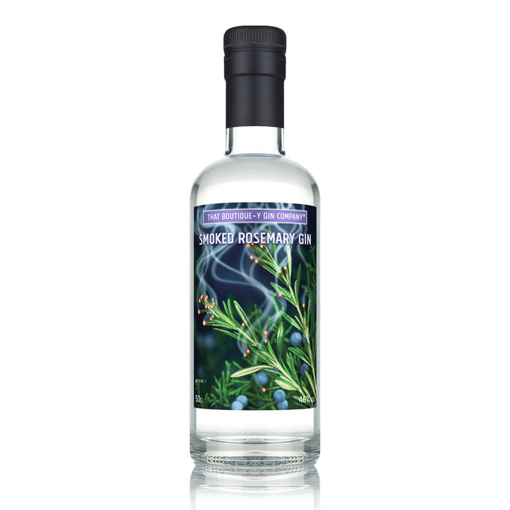 Smoked Rosemary Gin