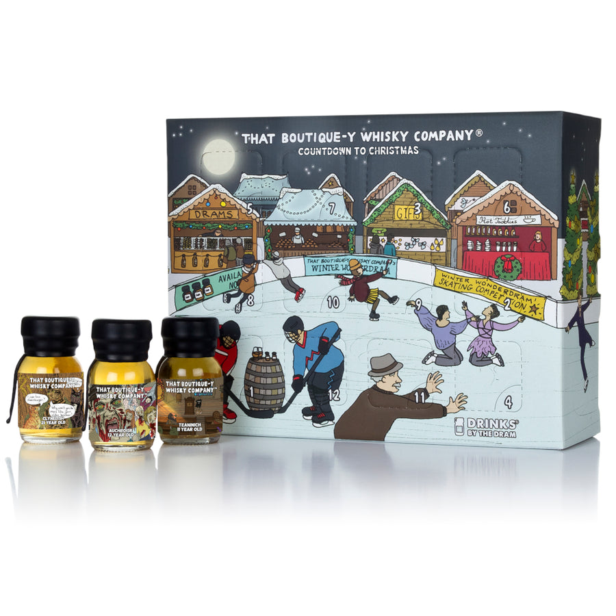 That Boutique-y Whisky Company 12 Day Advent Calendar 2019 Edition