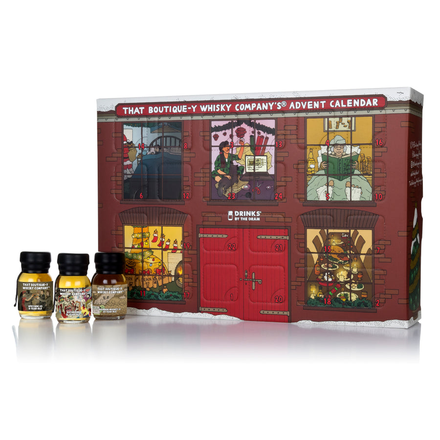 That Boutique-y Whisky Company Advent Calendar (2019 Edition)