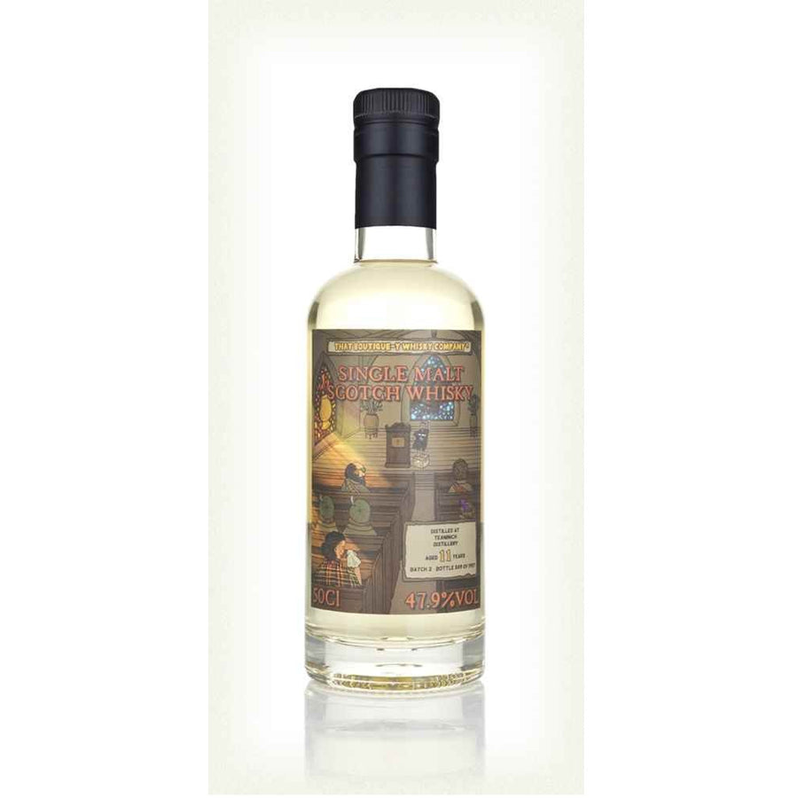 Teaninich 11 Year Old, Single Malt (That Boutique-y Whisky Company)
