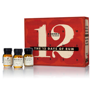12 Days of Rum Advent Calendar (2019 Edition)