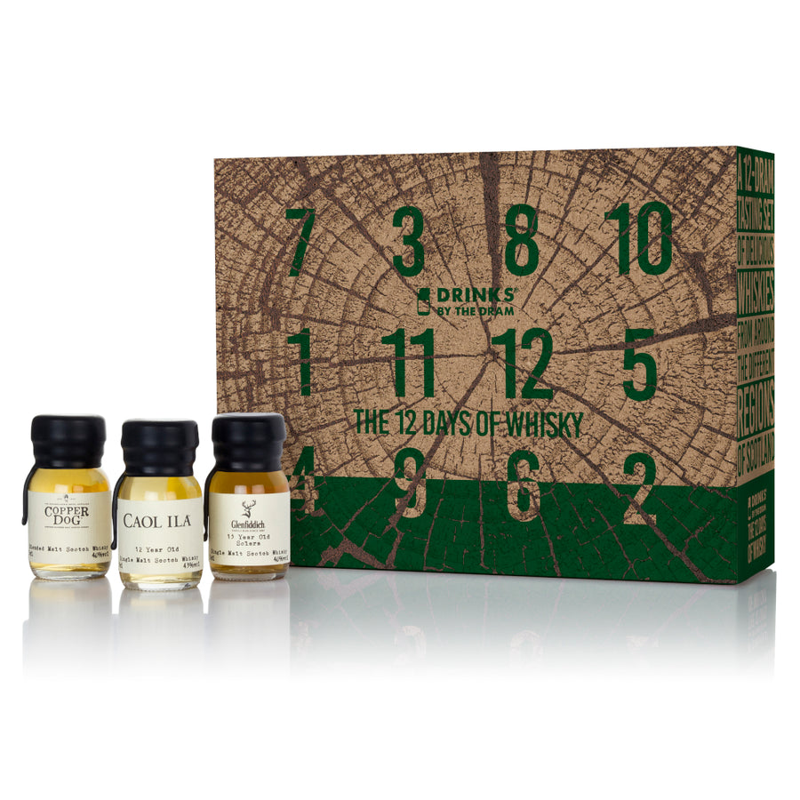 12 Days of Scotch Whisky Advent Calendar (2019 Edition)